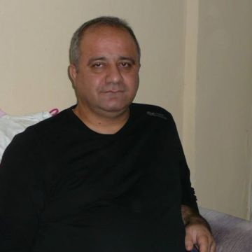 mete, 43, Adana, Turkey
