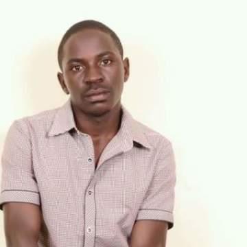Waleed Sena , 25, Kampala, Uganda