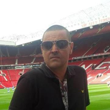 Matty Bennett, 36, Manchester, United Kingdom