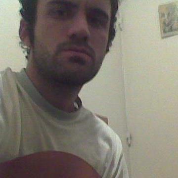 Julian Fuster, 31, Santiago Del Estero, Argentina