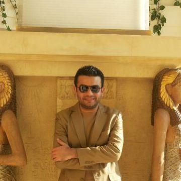 Wael Omar, 38, Cairo, Egypt