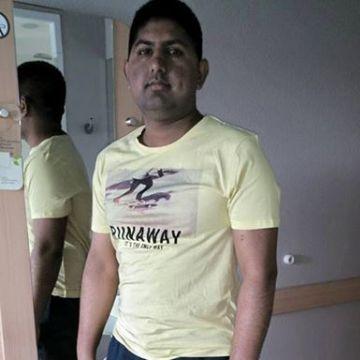 Hassan Raza Bahu, 31, Burgos, Spain