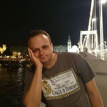 Sebastian Pop, 37, Rome, Italy