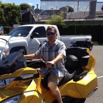 Alex Timofeyev, 46, Spokane, United States