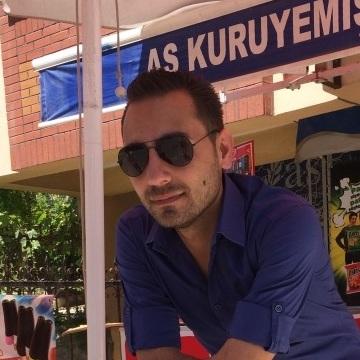Eren Eren, 29, Ankara, Turkey