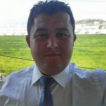 Samet Duman, 29, Antalya, Turkey