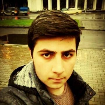 Matt, 20, Kutaisi, Georgia