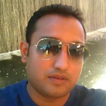 Numan Shaikh, 30, Dubai, United Arab Emirates