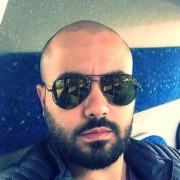 Mohamad Al Ashmar, 30, Istanbul, Turkey
