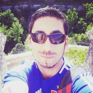 Pablo Andres Frias Azolas, 35, Santiago, Chile