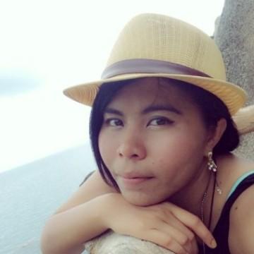 Chisanuya Za, 27, Mueang Songkhla, Thailand