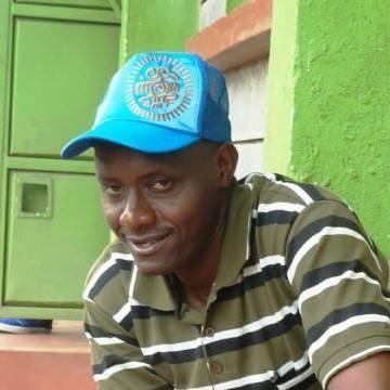 jeremiah, 33, Nairobi, Kenya