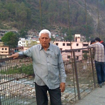 Thakor Pravinbhai, 62, Baroda, India