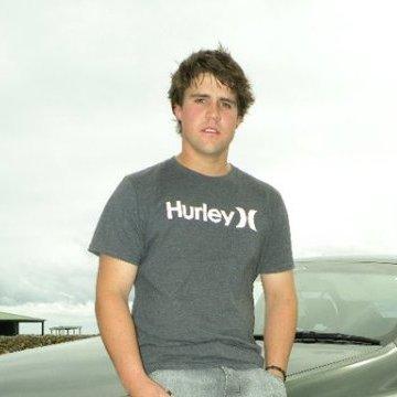 Josh Struthers, 26, Adelaide, Australia