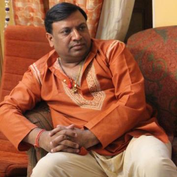 Ashish Gupta, 48, New Delhi, India