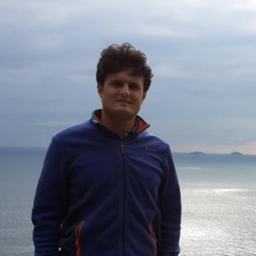 OSCAR CORDOBA, 31, Istanbul, Turkey