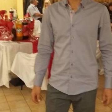 Marius Plescan, 28, Palestrina, Italy