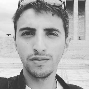 Gökhan Güney, 25, Ankara, Turkey