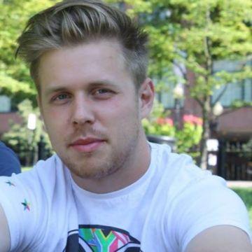 James, 24, Liverpool, United Kingdom