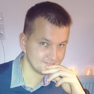 Maciej Chrostek, 36, Amsterdam, Netherlands