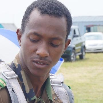 Diallo, 36, Conakry, Guinea