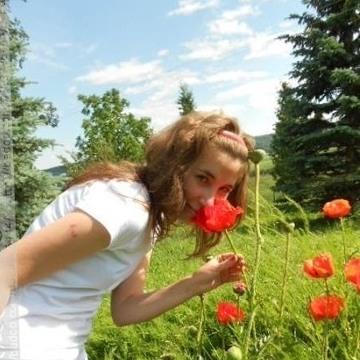 Kristina Denusyuk, 26, Mexico, United States