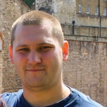 Jan Dolezal, 25, London, United Kingdom