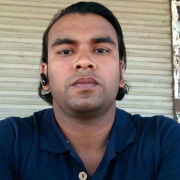 Shahid Zia, 34, Dubai, United Arab Emirates