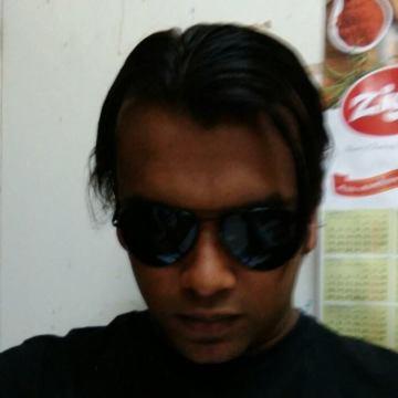 Shahid Zia, 33, Dubai, United Arab Emirates