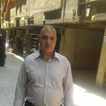 Khaled Aborabia, 46, Cairo, Egypt