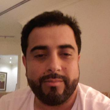 Adel Bayazid, 39, Jeddah, Saudi Arabia