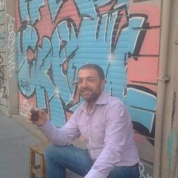 cenk, 41, Istanbul, Turkey