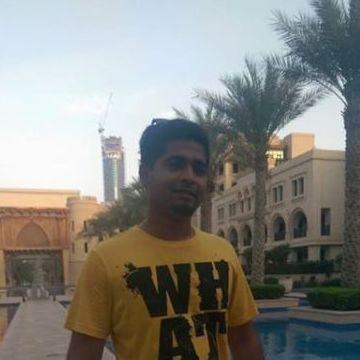 Venkatesh Davey, 26, Dubai, United Arab Emirates