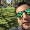 Mert Napoli, 40, Istanbul, Turkey