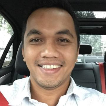 Melvin, 36, Jakarta, Indonesia