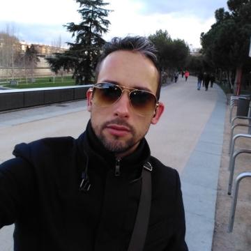 Miguel Angel, 36, Madrid, Spain