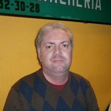 Xesús Rodríguez Roel, 50, A Coruna, Spain
