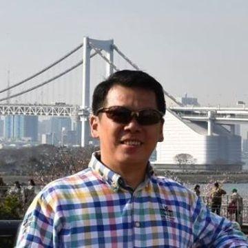 james sulaiman, 46, Jakarta, Indonesia
