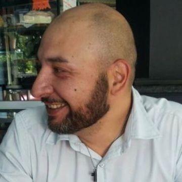 Daniele Conte, 40, Turin, Italy