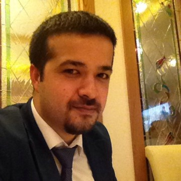 Mahmut, 32, Istanbul, Turkey