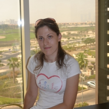 Nadejda Deeva, 32, Tashkent, Uzbekistan
