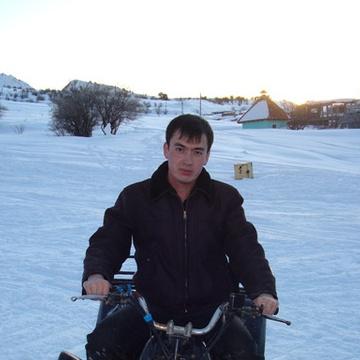 Ruslan Gilyazov, 35, Moscow, Russia
