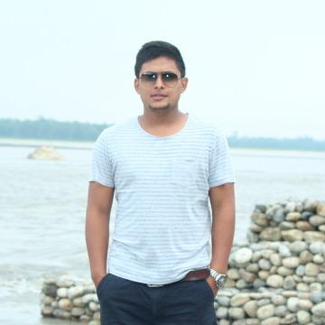 Bishnu Shrestha, 26, Narayani, Nepal