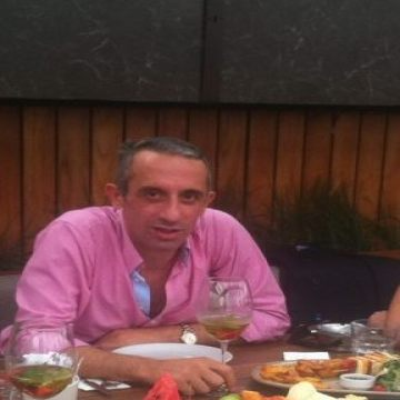 Timurhan Camadan, 45, Istanbul, Turkey