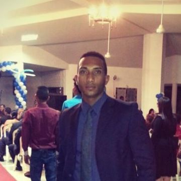 Melvin Espinal, 28, Santo Domingo, Dominican Republic