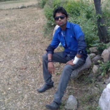 akash tomar, 24, Deoband, India