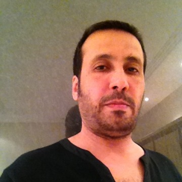 Abdullah, 47, Saugerties, United States