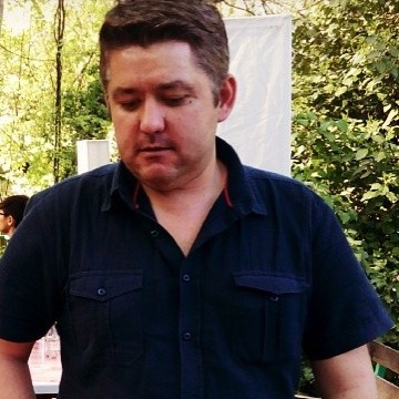 Fatih Özyurt, 36, Antalya, Turkey