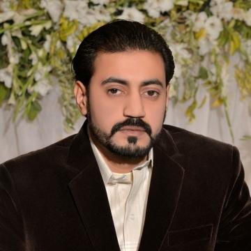 zahid, 30, Islamabad, Pakistan