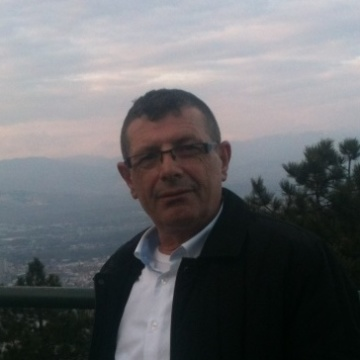 Yilmaz Kilic, 59, Istanbul, Turkey